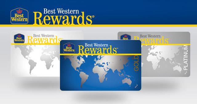 Sign up to the Best Western REWARDS® loyalty program and for you exclusive benefits!