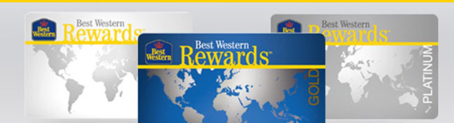 Check out the special rates for Best Western Rewards Members! Join now for free!