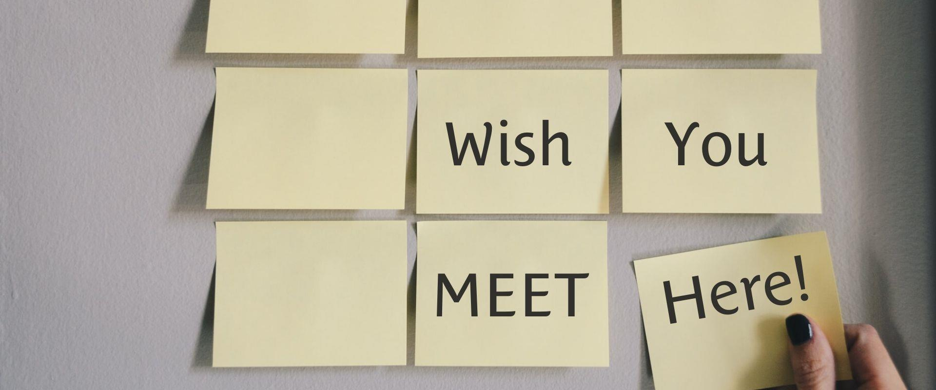 Wish You Meet - CTC Hotel Verona