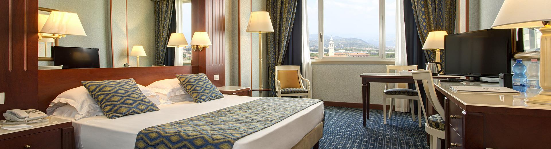 Looking for a hotel for your stay in San Giovanni Lupatoto (VR)? Book/reserve at the Best Western CTC Hotel Verona
