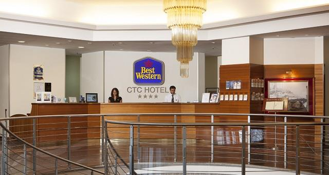 Best Western CTC Hotel Verona: quality and comforts, just a short distance from the city center of Verona