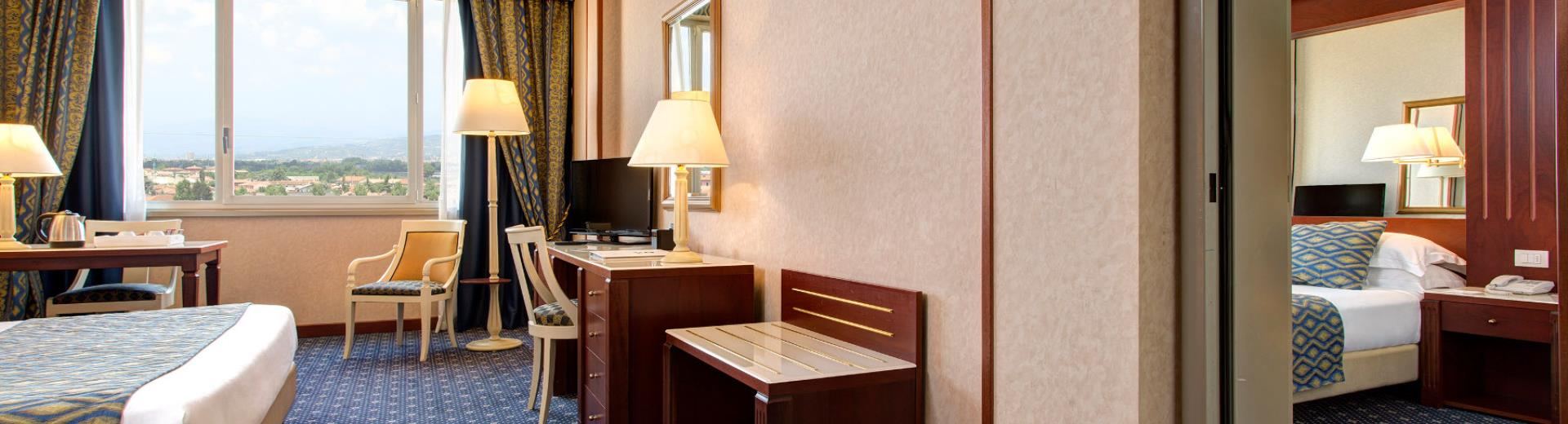 Family Room Connecting - CTC Hotel Verona