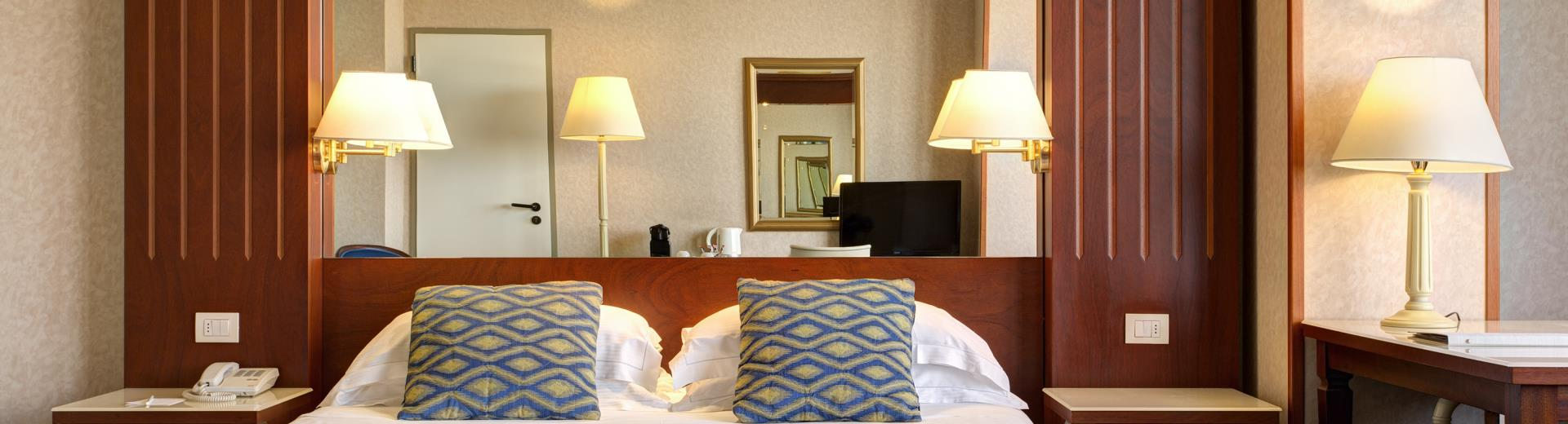 Executive Room - CTC Hotel Verona 4 star hotel